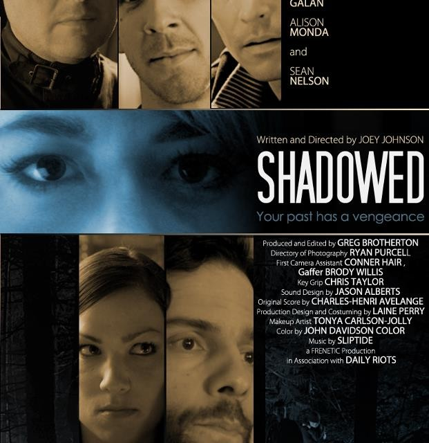 """Music Appearing in the movie """"Shadowed"""" (2012)"""