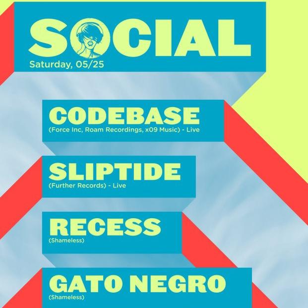 Sliptide Live @ the Shameless Social